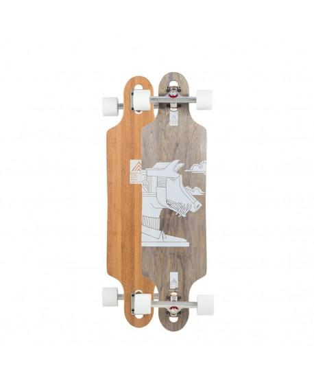"Longboard Prism Artist Revel 36"" (Completo)"
