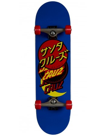 "Skateboard Santa Cruz Group Dot Hard Rock Maple 8,125"" (Solo Tabla)"