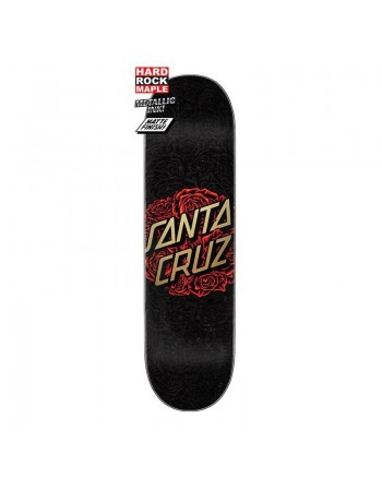 Skateboard Santa Cruz Bouquet Dot Hard Rock Maple 8""