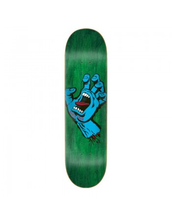 "Skateboard Santa Cruz Screaming Hand 8,8"" (Solo Tabla)"