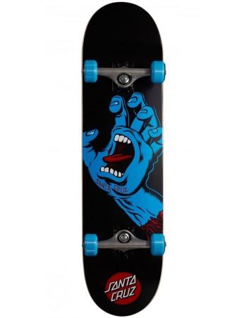 "Skateboard Santa Cruz Screaming Hand Full 8"" (Completo)"