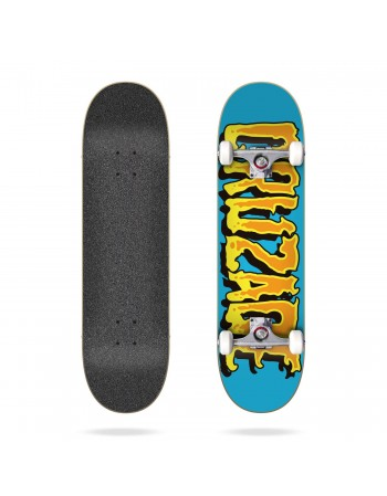 "Skateboard Cruzade Army Label 8"" (Completo)"