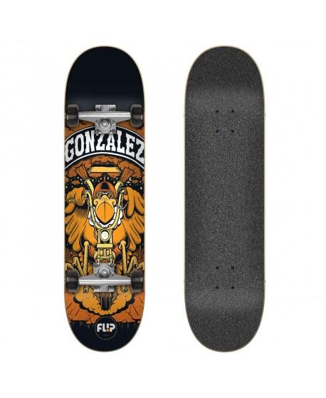 "Skateboard Flip Gonzalez Comix 7,88"" (Completo)"