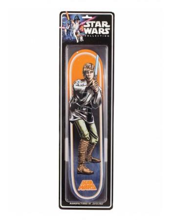 Santa Cruz Star Wars Luke Skywalker tabla de colección 7.8 X 31.7