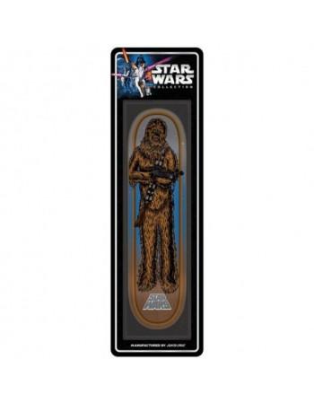 Santa Cruz Star Wars Chewbacca taba de colección 8.26 X 31.7