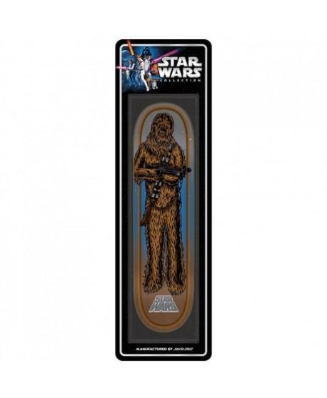 Skateboard Santa Cruz Star Wars Chewbacca taba de colección 8.26 X 31.7