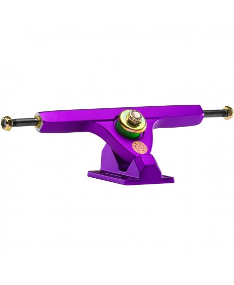 Eje Longboard Caliber 2 Fourty Four 10''  Satin Purple (Unidad)