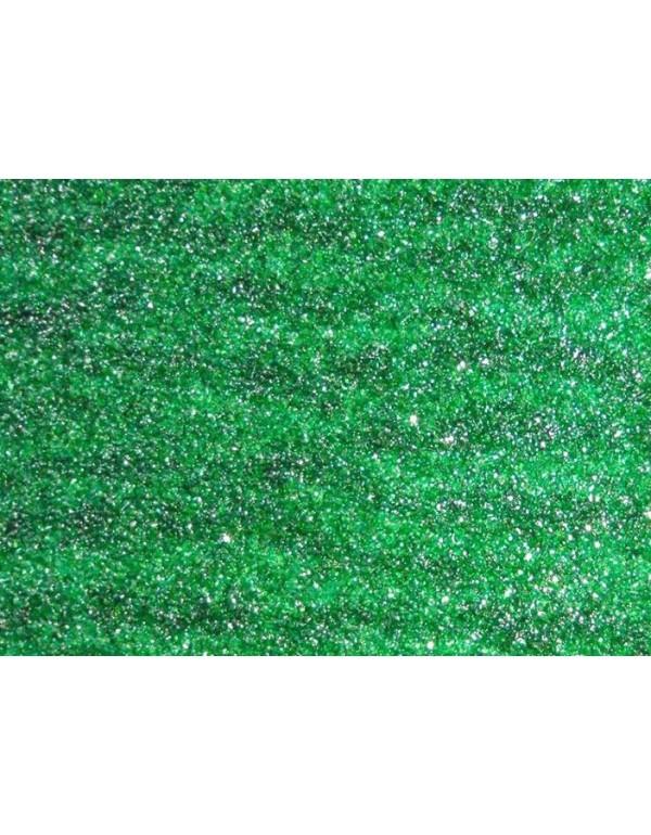 """Lija 11"""" (28 cm) x 10 cm Normal Verde"""