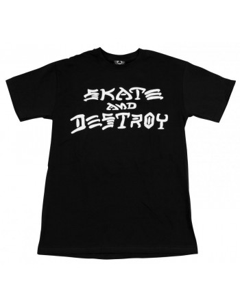 Camiseta Thrasher Skate and Destroy Tee