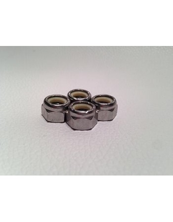 SMD axle Nut Large SS