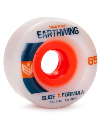 Ruedas Skateboard Earthwing Slide-A 65mm 101a (Set 4)