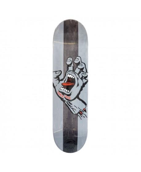 Skateboard Santa Cruz Stained Hand (solo tabla)
