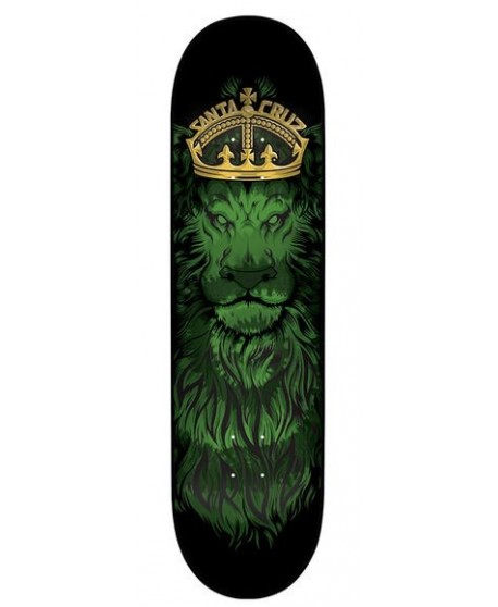 Skateboard Santa Cruz Lion God (solo tabla)