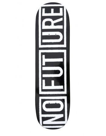 """Skateboard NO FUTURE Street Board 8.5"""" (solo tabla)"""