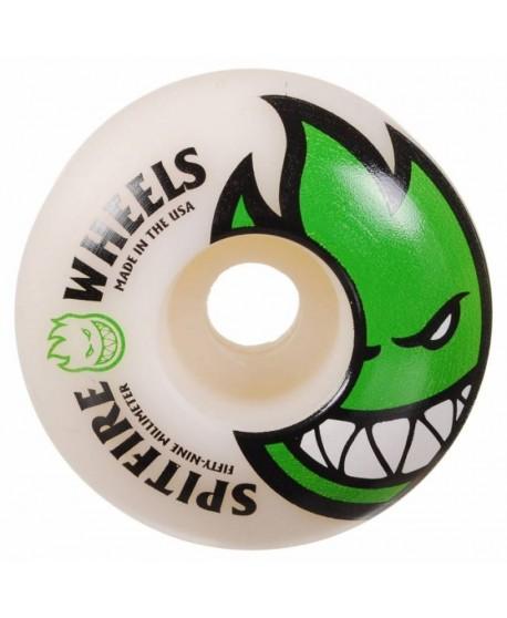 Ruedas Skateboard Spitfire Bighead 59mm