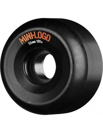 Ruedas Skateboard Mini Logo A-cut 55mm 101A ( set 4 )
