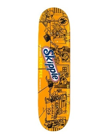 "Skateboard Black Label Barcode 8.5""(solo tabla)"