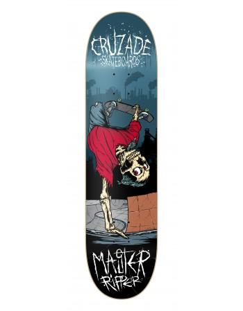 """Cruzade Skateboard MASTER RIPPER 8.5"""" (solo tabla)"""