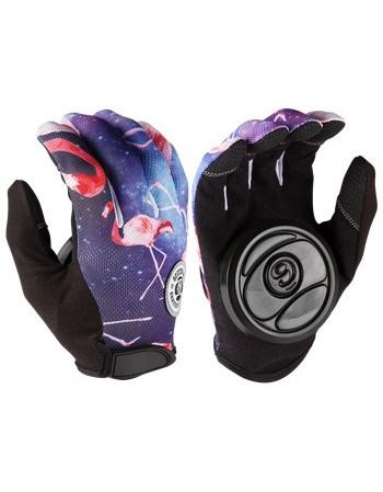 Longboard Gloves Sector 9 Rush Slide Pink