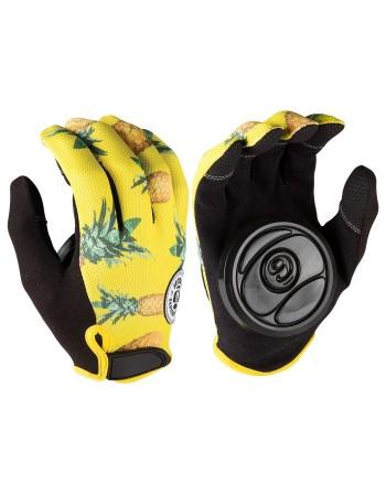 Longboard Gloves Sector 9 Rush Slide Yellow