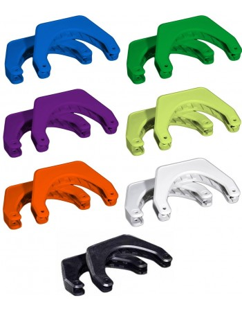 Original Apex Pumped Up Noseguards/Kicktails (set 2) Color