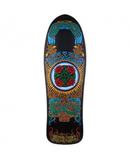 Skateboard Santa Cruz Dressen Roses (solo tabla)