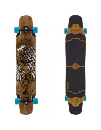 "Longboard Bustin Daenseu Bamboo X Series 46"" (complete)"