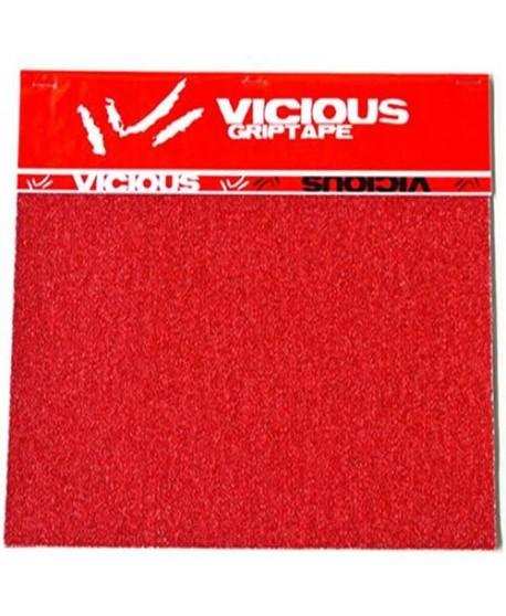 Vicious Griptape Red x4