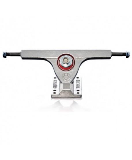Eje Longboard Caliber OG Raw Fifty 9''  Silver (Unidad)