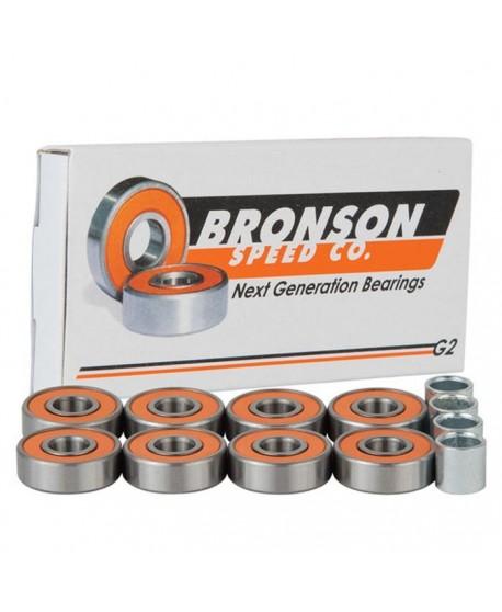 Rodamientos Bronson  G2