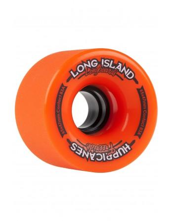 Ruedas Longboard Long Island Hurricanes Freeride 65mm (set 4)
