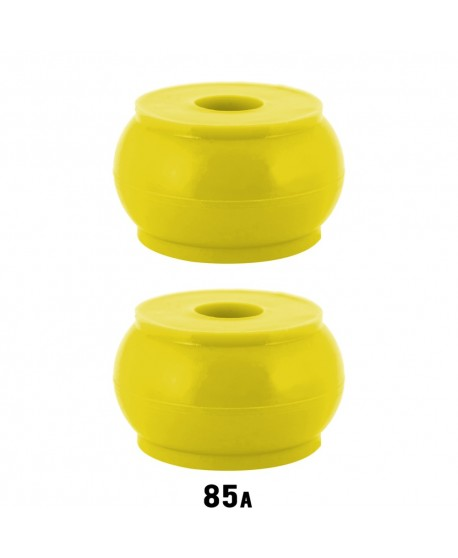 Venom bushings DH *Tall* Keg 85a Yellow