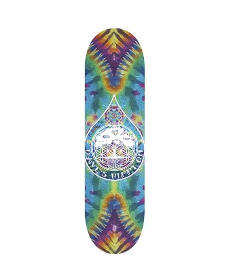 "Skateboard NO FUTURE Dave Angelus 8.5"" (Completo)"