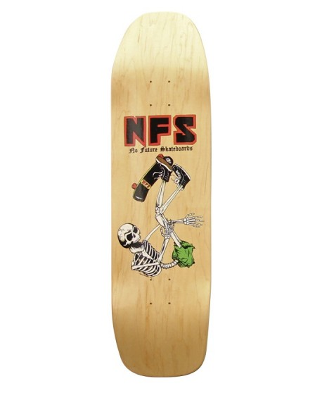 "Skateboard NO FUTURE NFS 8.8"" (Completo)"