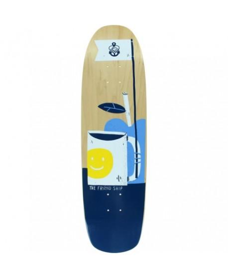 Skate The Friend ship Keepers Mug SS1 8.75 (Completo)