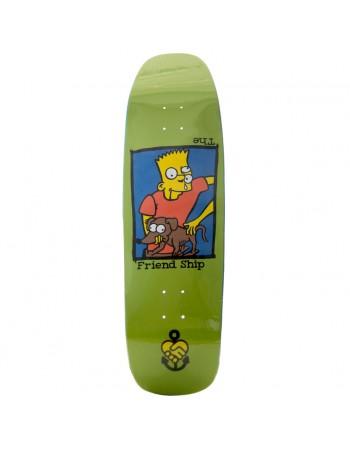 """Skate The Friend Ship Bart Blender Standard 8.5"""""""