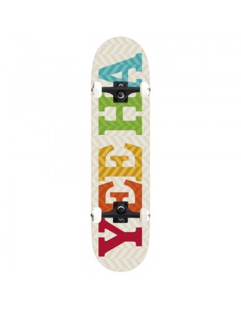"Skateboard Miller Website 8"" x 32"" Completo"