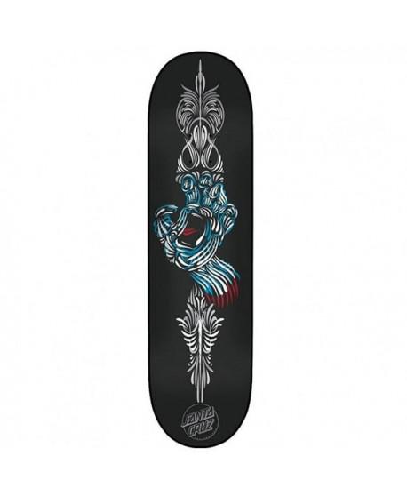 "Skateboard Santacruz Pinhand 8.375"" (Solo tabla)"