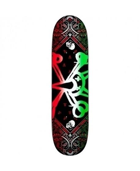 Skateboard Powell Peralta Vato Rad Band SR3 K20 225 (Solo tabla)