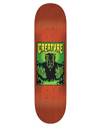 """Skateboard Creature Hell Md Team 8.6"""" (Completo)"""