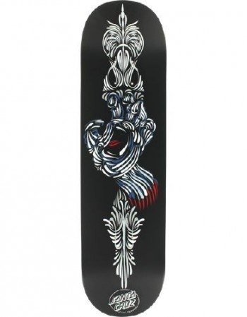 "Skateboard Santacruz Pinhand 8.375"" (Completo)"