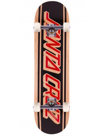 "Skateboard Santa Cruz Natural Classic Strip 31,8"" (Completo)"