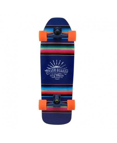 "Surfskate Miller Aguascalientes 31"" Completo"