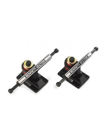 Ejes Skateboard Bennett Truck 5,0 Black (Unit)