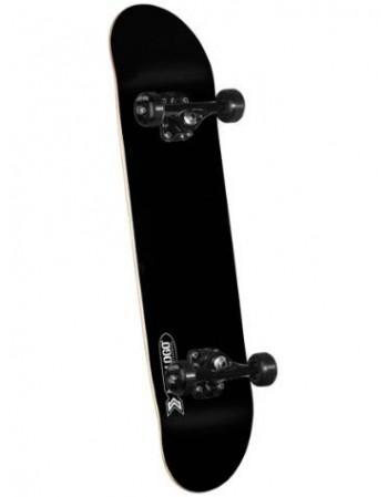 """Skateboard MiniLogo Quartermaster 127 Black 8""""x32.125"""" (completo)"""