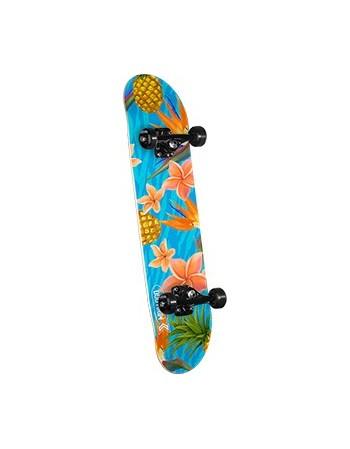 """Skateboard MiniLogo Smart Bomb  Black 8""""x32.125"""" (completo)"""