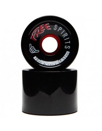 Ruedas Longboard Free Wheels Free Range (set 4)
