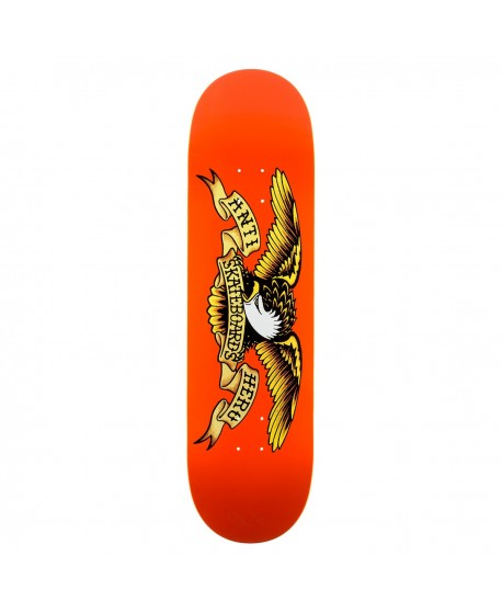 "Skateboard Anti Hero  Classic Eagle 9""(solo tabla)"