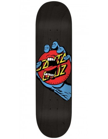 "Skateboard Santa Cruz Hand Dot 8,25"" (solo tabla)"