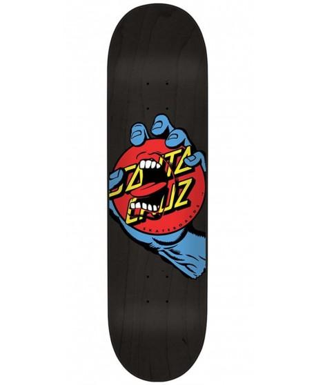 """Skateboard Santa Cruz Hand Dot 8,25"""" (solo tabla)"""